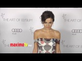 The Art of Elysium 6th Annual HEAVEN Arrivals Camilla Belle, Stacy Keibler, Amber Heard