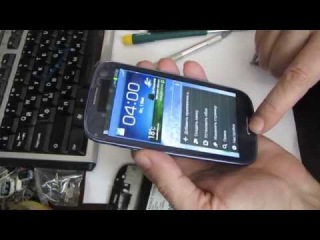 Замена дисплея на Samsung Galaxy SIII i9300