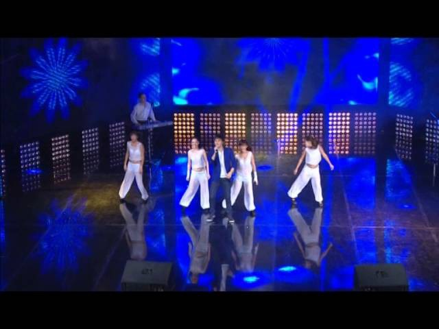 Гайсар Миндигулов - ВАҠЫТ Live on «ЮЛДАШ ХИТ 2013»