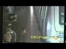 Vídeo de corintianos que depredaram vagão do metrô para agredir são-paulinos é divulgado
