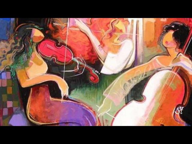 Daveed ~ Tango / Irene Sheri - paintings