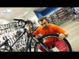 Ямайский про велосипеды. Stels Navigator 810