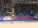 Olympic Games Athens 2004 - Alina Kabaeva RUS Clubs final