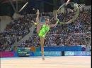 Olympic Games Athens 2004 - Irina Tchachina RUS Hoop Final