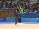 Olympic Games Athens 2004 - Alina Kabaeva RUS Ribbon final