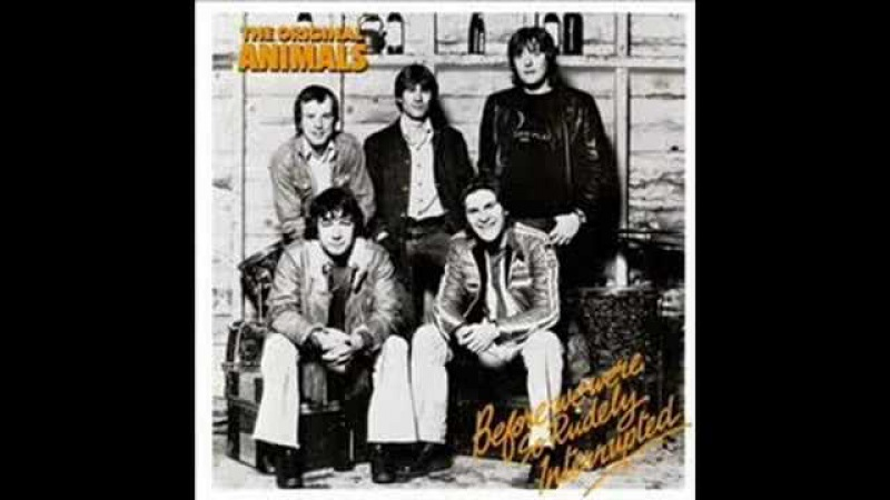 It's All Over Now Baby Blue - Eric Burdon and the Animals