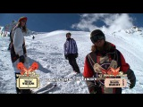 S.K.A.T.E. on Snow  McRae Williams VS Henrik Harlaut - SEMI FINALS - VARS TOURNAMENT