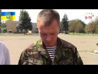 А теперь совсем ЖЕСТЬ от еще 3-х бойцов 40-го батальона Кривбасс ...