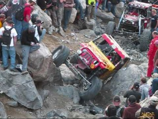 Griffin King Of The Hammers 2010 - Sledge Hammer Carnage Супер триал Внедорожники