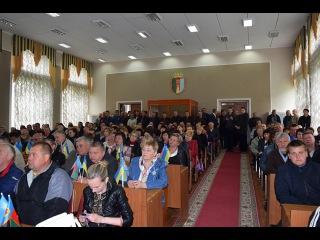 Представлення Олександра Середи на посаді голови Костопільської РДА