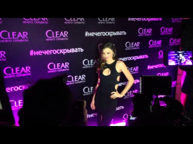 Миранда Керр Ангел Victorias Secret в Москве Miranda Kerr in MOSCOW