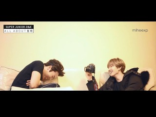 [ENG SUB] 150304 Naver Starcast - All About Super Junior D&E