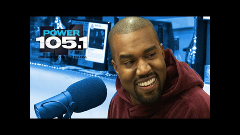 Kanye West Interview With The Breakfast Club Power 105.1 FM. 20.02.2015