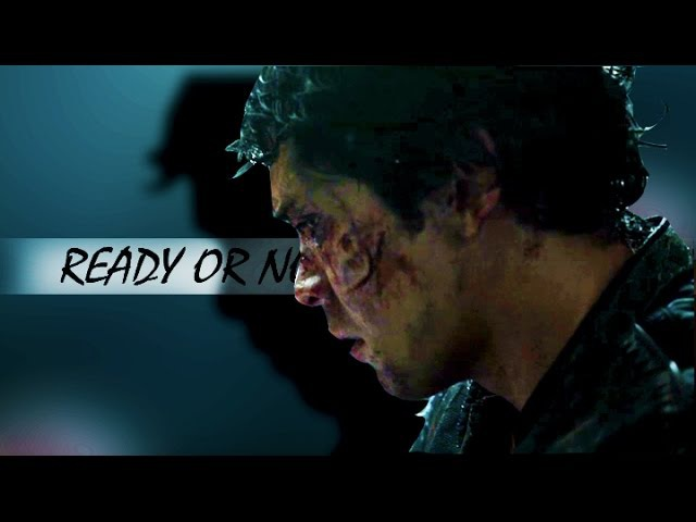 The 100 ● ready or not