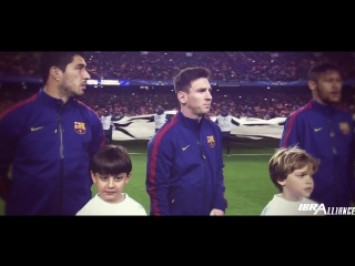 The MSN Trio - Messi , Suarez & Neymar Jr - Best Trio In The World? 2015 HD