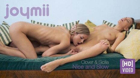 Joymii – Nice and Slow – Clover , Sicilia