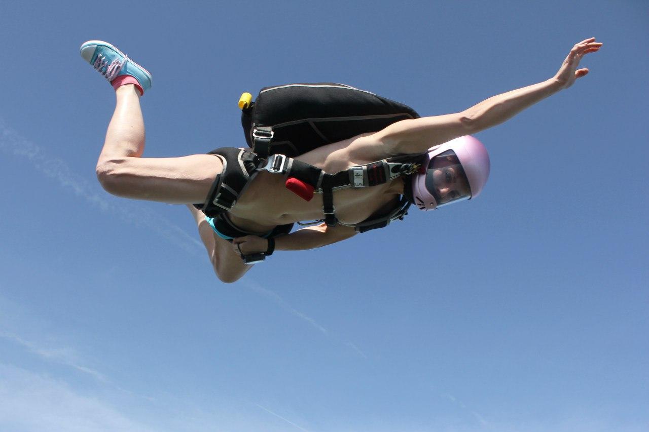 Прыгают с парашютом голыми 15 фотография