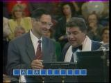 staroetv.su Поле чудес (1 канал Останкино, 23.10.1992) 100 выпуск