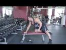 Тренировка для новичка. Спина и Бицепс (День 2) Бодибилдинг, мотивация, пауэрлифтинг, качалка, тренировки, трени, тренинг, накач