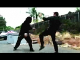 Kwonkicker vs Street Thugs Fight Scene (Scott Adkins _ Tony Jaa Style, Real Hits)