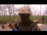 Нападение на блок пост ополченцев апрель 2014