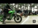 URALGON 2012 Гонки на мотоциклах Урал