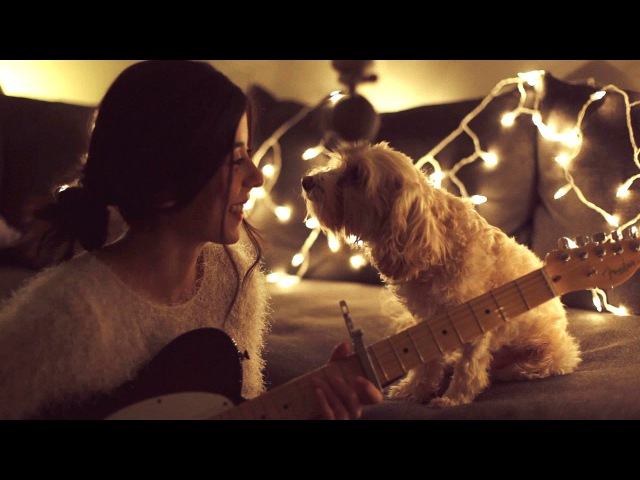 Christmas Time Is Here - Daniela Andrade ft. Cutest Dog in the Galaxy