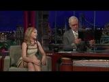 Stephanie Etelhardt on The Late Show