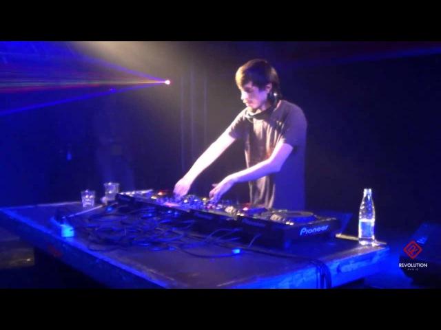 DJ Bes - WELOVE DrumBass 14.02.2014 [Revolution Radio]