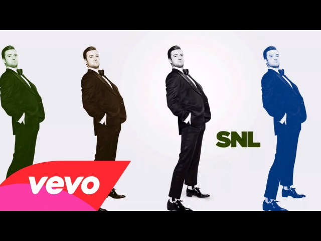 Justin Timberlake - Suit Tie ft. JAY Z (Live on SNL)