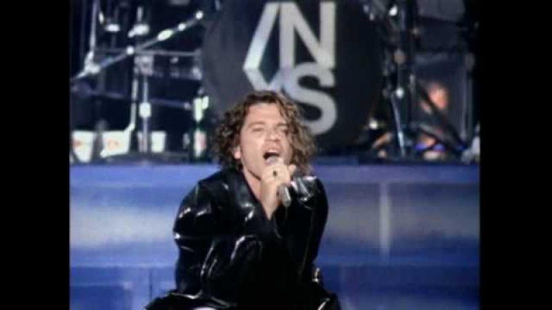 INXS - New Sensation ~ Wembley 1991
