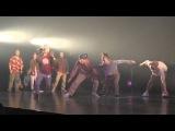 HOUSE DANCE CROSSING 2015 / TAKURO+Hiro+KYO-KO+Mika + Namiko + tsugu + HARU + Yossi- from CHUSHIKOKU