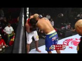 MMA Lava Johnson vs Virgil Zwicker