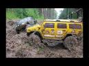 RC Trophy - mud diggers - визги и брызги