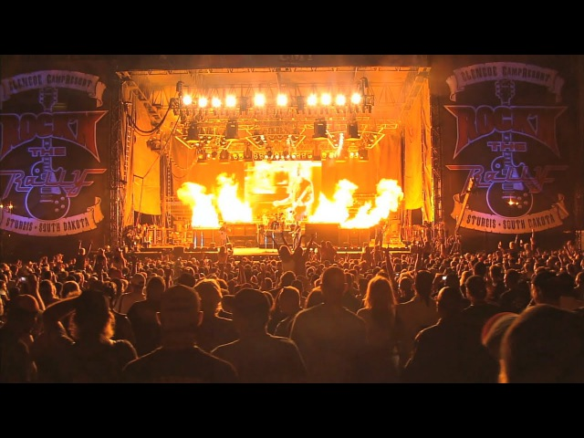 Live At Sturgis - Nickelback 1080p Blu Ray