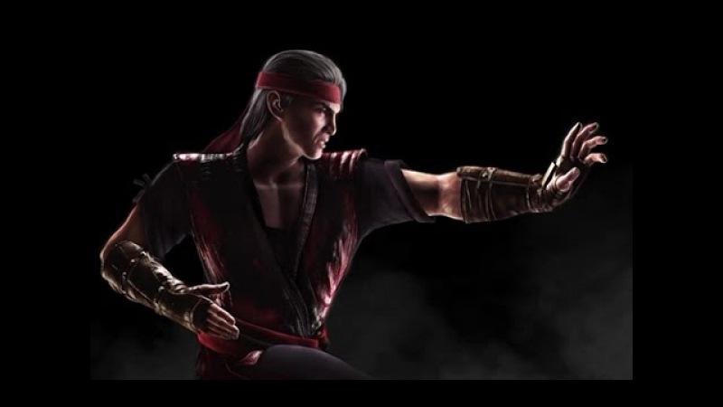 Mortal Kombat X -Турнир- Москва 26.07.2015- Flet(Liu Kang) vs Maxwell(Reptile)