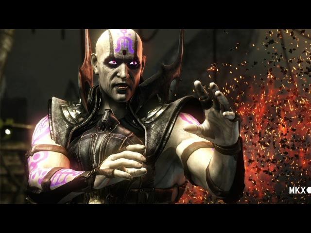 Mortal Kombat X -Турнир- Москва 26.07.2015- Kewdzo(Takeda,Mileena) vs ZornQuan Chi)