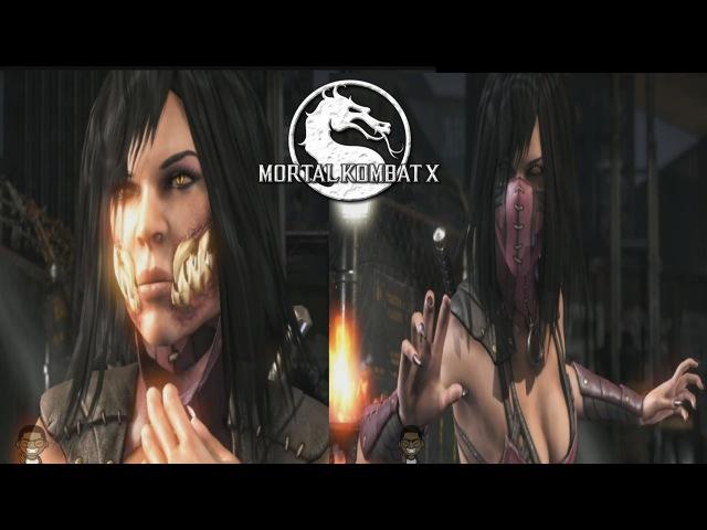 Mortal Kombat X -Турнир- Москва 26.07.2015- Kewdzo(Mileena) vs MaxWell(Reptile)