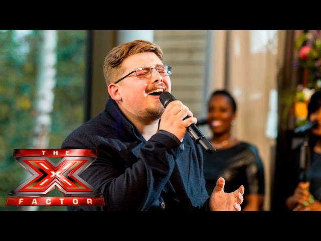 Can Ché Chesterman control his emotions? | Judges Houses | The X Factor 2015