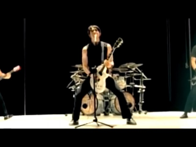 Trivium - A Gunshot To The Head Of Trepidation [OFFICIAL VIDEO]