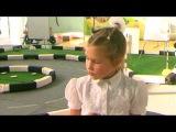 Урок от ГИБДД в гимназии №53 от 26.09.2014