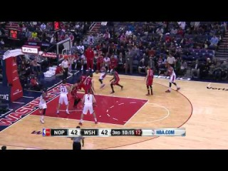 [HD] New Orleans Pelicans vs Washington Wizards | Full Highlights | November 29, 2014 | NBA
