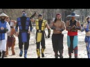 Mortal Kombat VS Street Fighter EPIC DANCE BATTLE!!