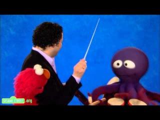 Sesame Street: Gustavo Dudamel and Elmo: Stupendous