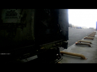 Рейс из жизни сына дальнобойщика (клип)