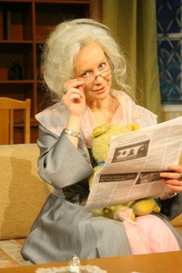 Странная Миссис Сэвидж