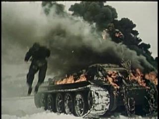 Неудачный бой 1-й чехословацкой танковой бригады (Танковая бригада)