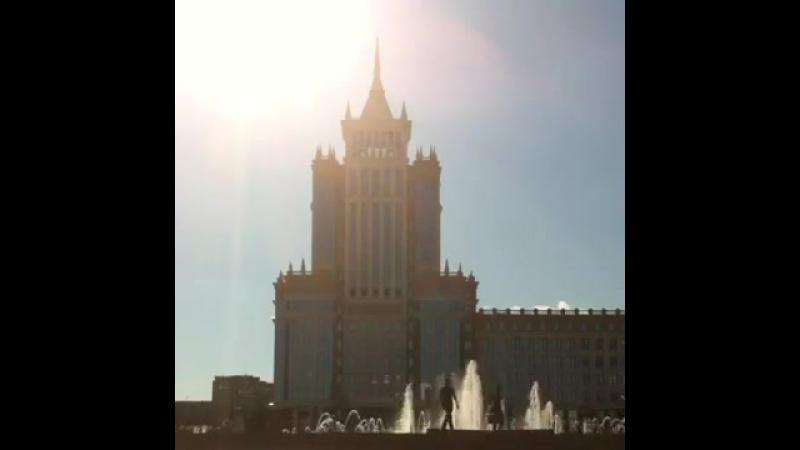 Саранск Площадь тысячелетия
