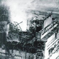 Авария в Чернобыле...