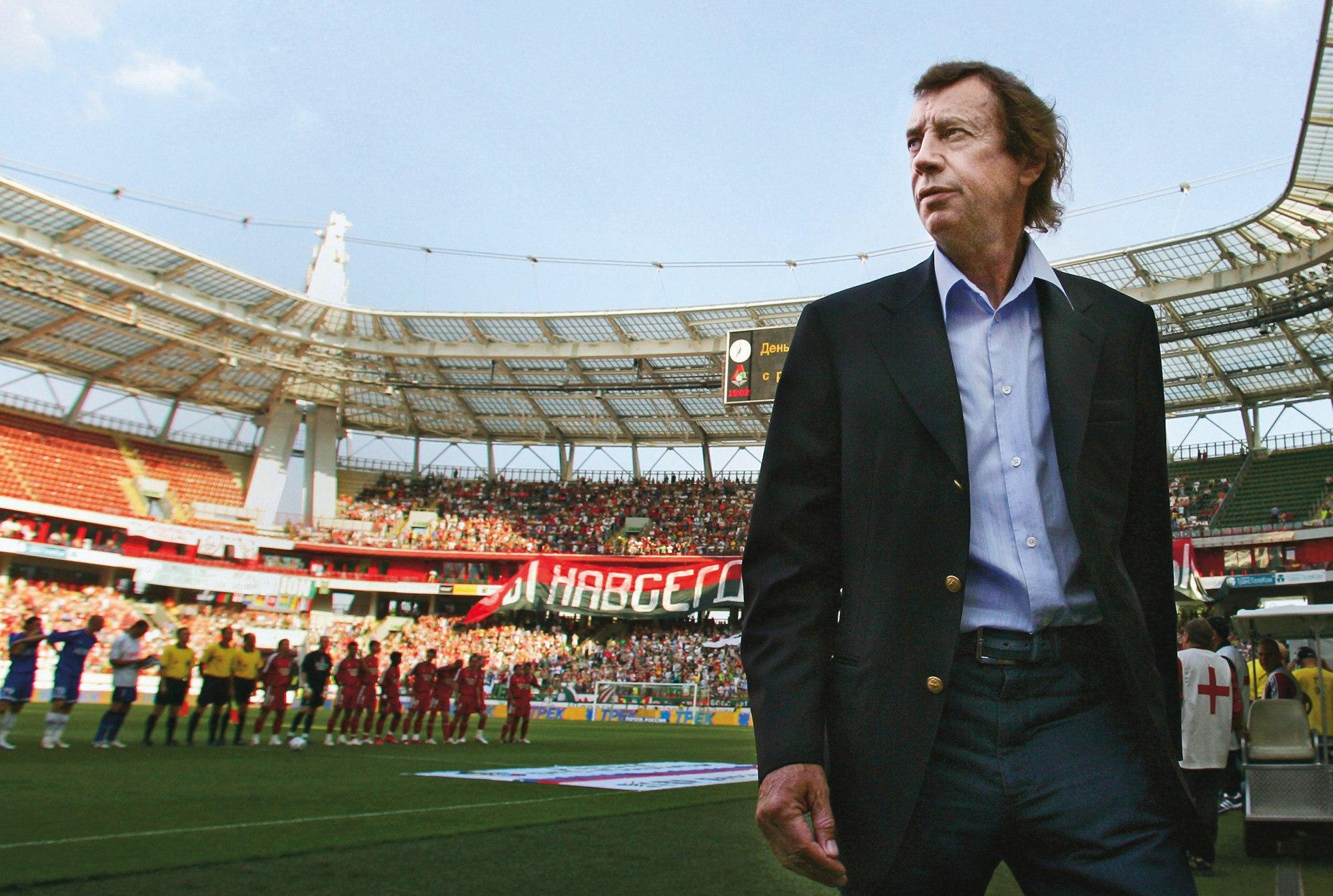 Юрий Семин: новый формат Лиги чемпионов не очень подходит для российского футбола